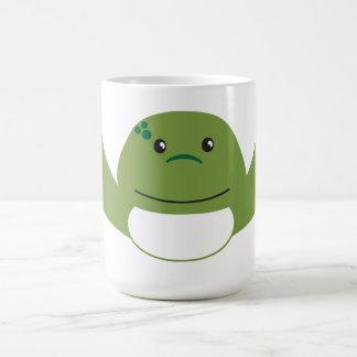 カエルの抱擁 コーヒーマグカップ