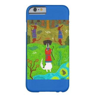 カエルの王女 BARELY THERE iPhone 6 ケース