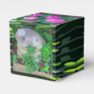カエルの輝きはLongwoodの庭2x2の好意箱を注目します