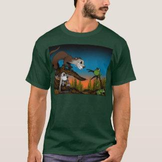 カエルの間違い Tシャツ