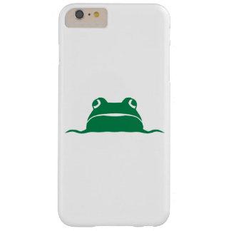 カエルの頭部 BARELY THERE iPhone 6 PLUS ケース