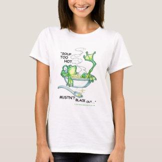 カエルスープ Tシャツ