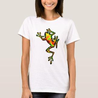カエル旅行 Tシャツ