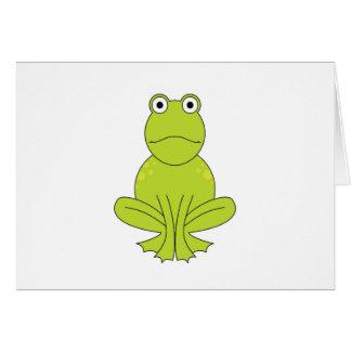 カエル カード