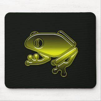 カエル マウスパッド