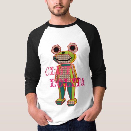 カエル ロボット, CLUT, LOLITA メンズ Tシャツ Tシャツ