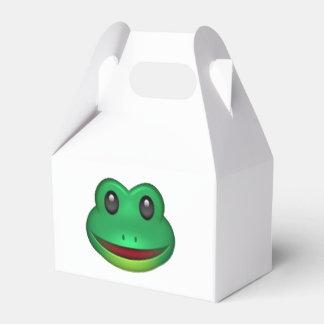 カエル- Emoji フェイバーボックス