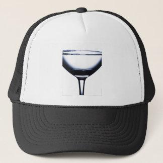 カクテルのマルティーニガラス キャップ