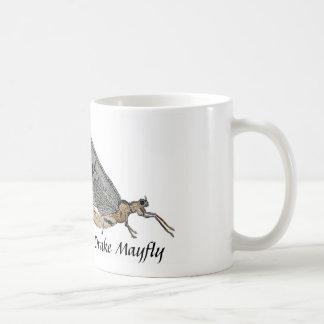カゲロウのマグ コーヒーマグカップ