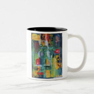 カサリンハワードのマグ ツートーンマグカップ