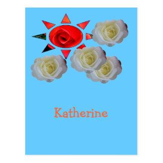 カサリン ポストカード