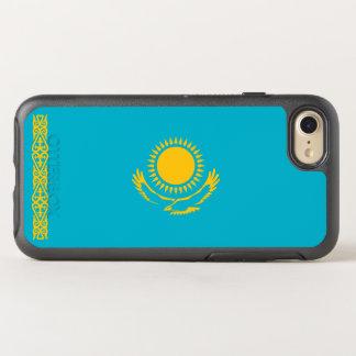 カザフスタンのオッターボックスのiPhoneの場合の旗 オッターボックスシンメトリーiPhone 7 ケース