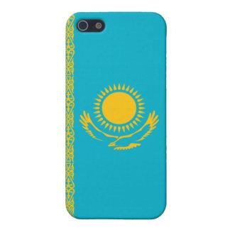 カザフスタンの旗のiPhone iPhone SE/5/5sケース