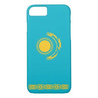 カザフスタンの旗 iPhone 8/7ケース