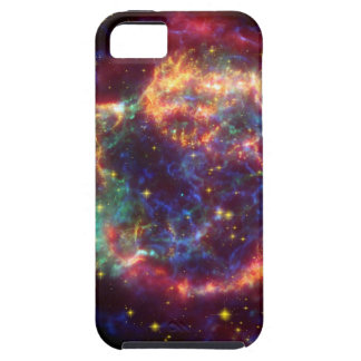 カシオペア座の銀河系の超新星の残り iPhone SE/5/5s ケース