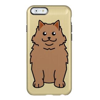 カシミール猫の漫画 INCIPIO FEATHER SHINE iPhone 6ケース