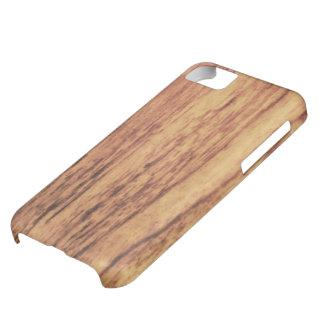 カシ木プリント iPhone5Cケース