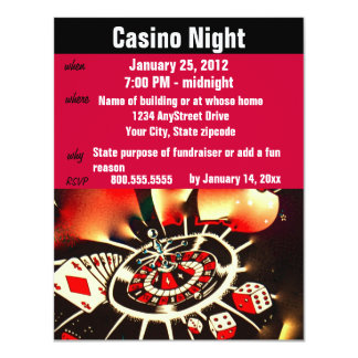カジノのトランプのポーカー夜パーティー カード