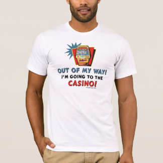 カジノのTシャツ Tシャツ