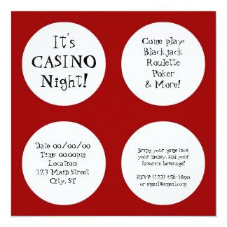 カジノ夜 カード