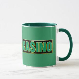 カジノ-勝つべき演劇-賭け マグカップ