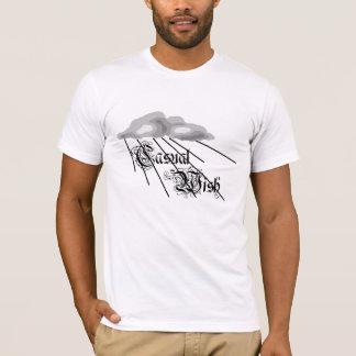 カジュアルな願い Tシャツ
