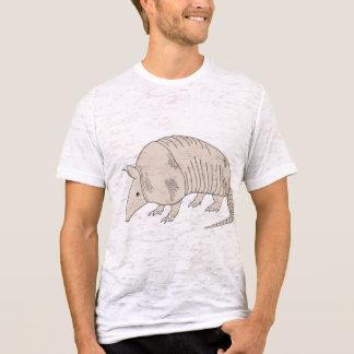 カスタマイズアルマジロ- Tシャツ