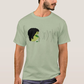 カスタマイズスピーチの音- Tシャツ