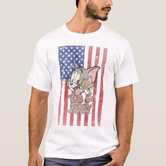 カスタマイズテンプレートのTシャツ- Tシャツ