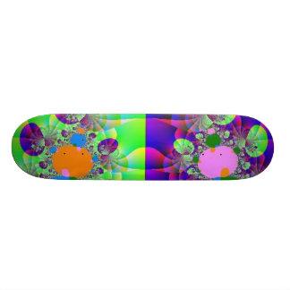 カスタマイズフラクタルScateboard - スケートボード
