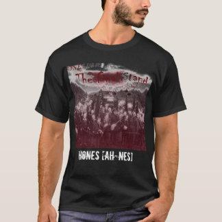 カスタマイズメンズ暗いTシャツ- Tシャツ