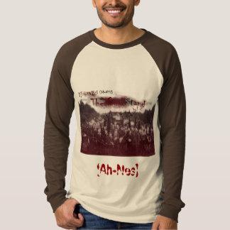 カスタマイズメンズRaglanのワイシャツ- Tシャツ