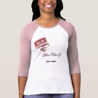 カスタマイズリボンのTシャツを-録音して下さい Tシャツ