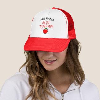 カスタマイズ可能で最も最高のな先生の帽子 キャップ