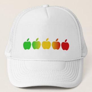 カスタマイズ可能なりんごの帽子- キャップ