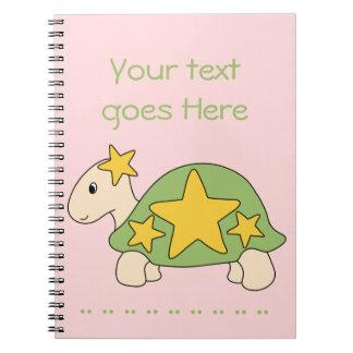 カスタマイズ可能なカメのノート5 ノートブック