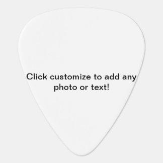 カスタマイズ可能なギターピック ギターピック