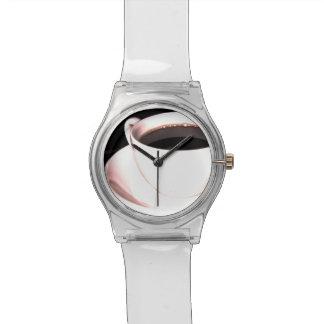 カスタマイズ可能なコーヒー時間腕時計 腕時計