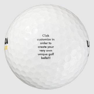 カスタマイズ可能なゴルフ・ボール ゴルフボール