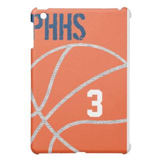 カスタマイズ可能なバスケットボールのiPadの場合 iPad Miniカバー