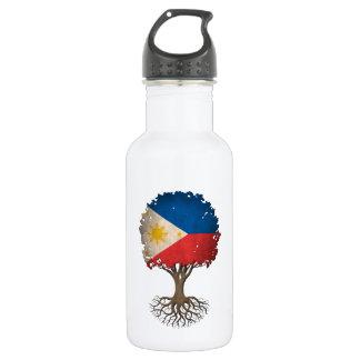カスタマイズ可能なフィリピンの旗の生命の樹 ウォーターボトル