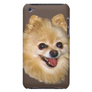カスタマイズ可能なポメラニア犬犬 Case-Mate iPod TOUCH ケース