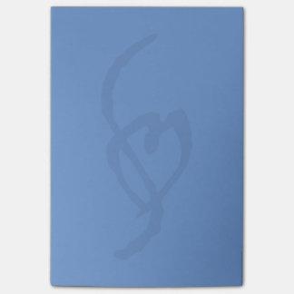 カスタマイズ可能なポルノの印のノート- ポストイット