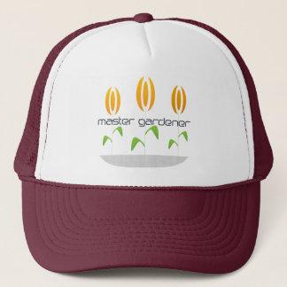 カスタマイズ可能なマスターの庭師の帽子 キャップ