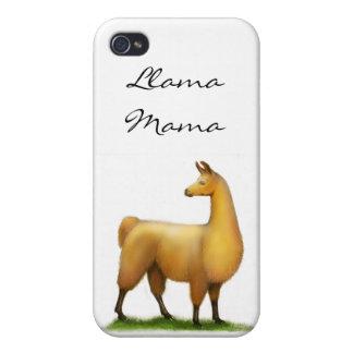 カスタマイズ可能なラマのiPhoneの場合 iPhone 4/4Sケース
