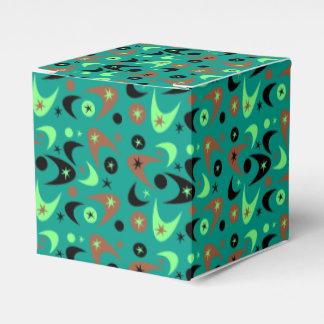 カスタマイズ可能なレトロのブーメラン フェイバーボックス
