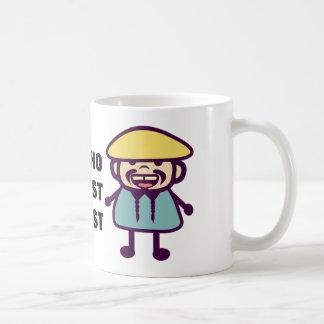 カスタマイズ可能な孔子は言います コーヒーマグカップ