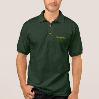 カスタマイズ可能な学校のスタッフのポロ ポロシャツ