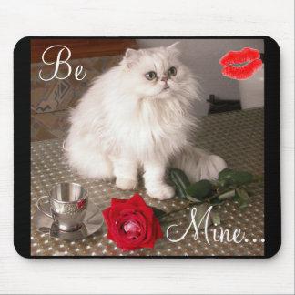 カスタマイズ可能な愛猫IIのマウスパッド- マウスパッド