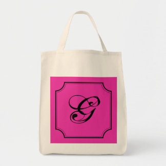 カスタマイズ可能な手紙の正方形はバッグ手抜きをしました トートバッグ